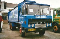 Ongekend DAF 2600 - Oldtimer trucks overzichten Wim Lagerweij WT-61