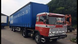 Hedendaags DAF 2600 - Oldtimer trucks overzichten Wim Lagerweij HG-83