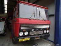 Spiksplinternieuw DAF 2600 - Oldtimer trucks overzichten Wim Lagerweij VV-82